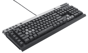 Corsair Raptor K40 Backlit Gaming Keyboard