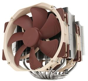 Picture of Noctua NH-D15 Multi Socket PWM High Performance CPU Cooler