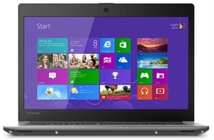 """Picture of Toshiba Z30T, i7-4600U, 13.3"""" Touch, 16GB, 256GB SSD, Wireless a/c/n, 4G, Win7 Pro + Win8.1 Pro"""