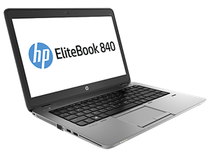 "Picture of HP 840 G1 i5-4300U 4GB, 500GB+32GB Flash, 14""HD+,Win7Pro 64, Win8Pro-License"