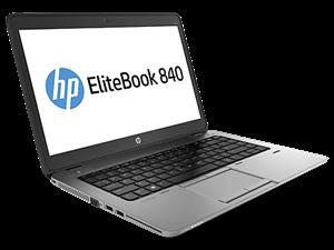 "HP 840 G1 i5-4300U 4GB, 500GB+32GB Flash, 14""HD+,Win7Pro 64, Win8Pro-License"