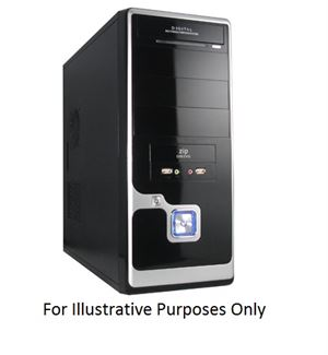 Picture of Centre Com System Office Mate Basic - Intel Core i3 (3.5GHz), 4GB RAM, 1TB Storage, Win 7 Pro 64-bit Pre-Installed (No Windows Disc)