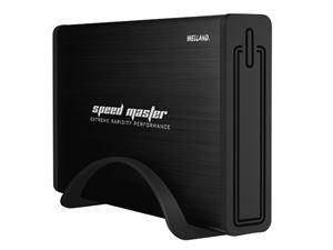 "Welland Speed Master 3.5"" SATA USB3.0 Enclosure Black"