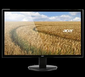 "21.5"" Acer LED 16:9 1920 x 1080 VGA/DVI Tilt 5ms Response"