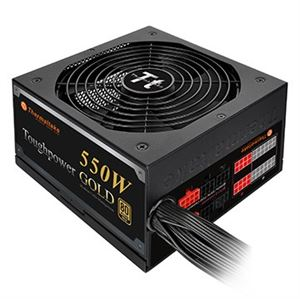 550W Thermaltake Toughpower Modular Power Supply 80+ Gold Rating