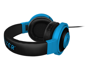 Picture of Razer Kraken Neon Headphones Blue 1.3M Cable Length