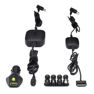 Asus 90/65W Combo Car Charger For Laptop UX21E/31E/21A/31A/32A/32VD/TF300/70/101/SL101