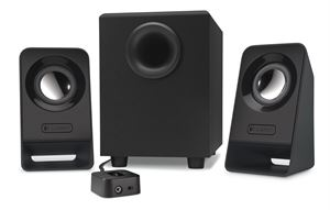 Logitech Multimedia Speakers Z213 2.1 Speaker System