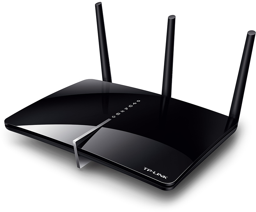 TP-Link Archer D5 AC1200 Wireless Dual Band Gigabit ADSL2+ Modem Router