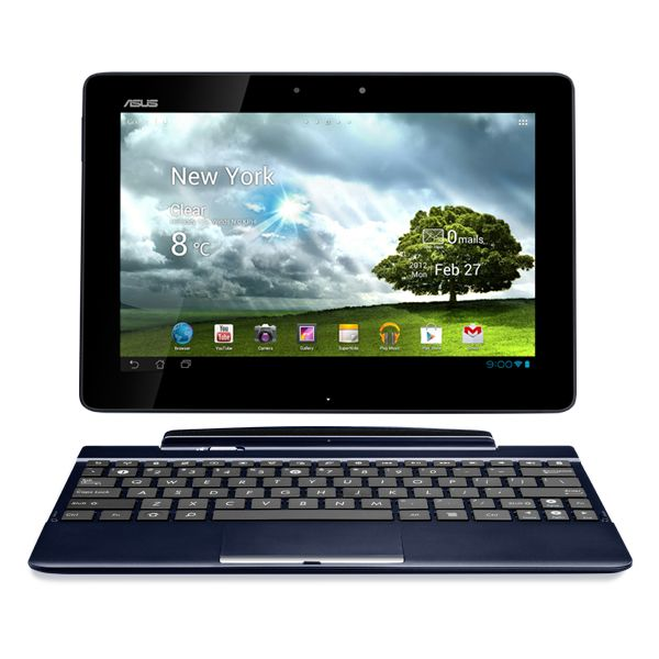 "Asus TF300T 10.1"" Tablet - Nvidia Tegra 3 Quad-Core, 1GB RAM, 16GB Storage, Bluetooth 3.0, Android, BLUE"