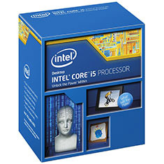 Intel i5-4590 3.3GHZ 4Cores 6MB Cache LGA1150 CPU