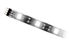 30cm Thermaltake Lumi Colour 12 L.E.D Strip White
