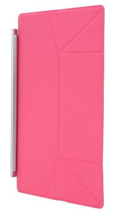 "ASUS Pink TranSleeve Cover Case (Cover) for 10.1"" Tablet PC ME400"