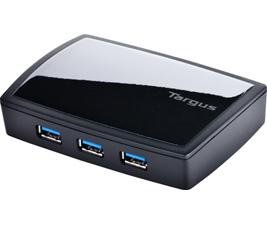 Targus 7 Port USB3.0 Combo Hub ACH120AU