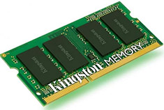 Kingston 4GB SO-DIMM DDR3 1600MHz CL11 1.35V Notebook Memory
