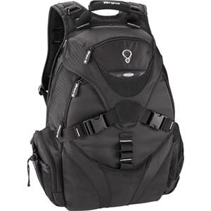 "17.3"" Targus Voyager Backpack Top Loading (Black)"