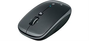 Logitech M557 Bluetooth Wireless Optical Mouse (Grey)