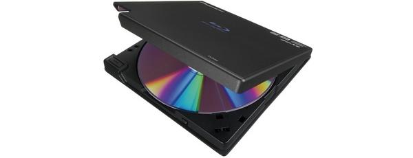 Pioneer Black 6x Slim External Blu-Ray Writer USB 3.0 Retail Box