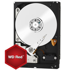 "Western Digital 4TB Red Pro 3.5"" Internal Hard Drive WD4001FFSX"