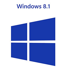Microsoft Windows 8.1 64 Bit OEM - ENG INTL (WN7-00614)
