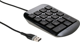 Targus Numeric Keypad Featuring Full Sized Keys USB