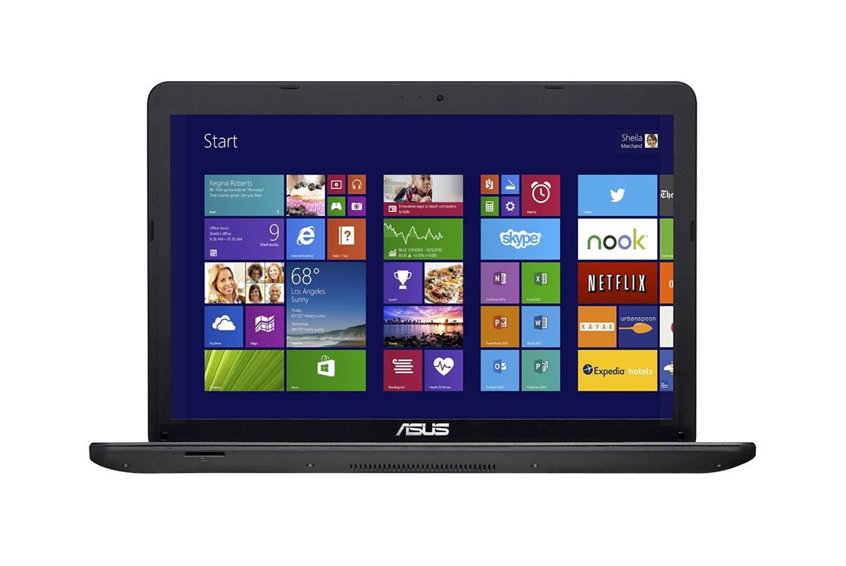 "ASUS X551MAV-BING-SX391B 15.6"" LED - Cel N2830, 4G RAM, 500GB, DVD-RW, Win8.1, 1 Year Warranty"