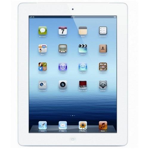 Apple iPad 64GB With Retina Display -  Wi-Fi Model, White