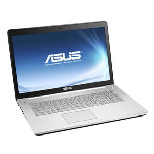 "Picture of Asus N750JK-T4201H 17.3"" LED - i7 4710HQ, 16GB RAM, 128G SSD + 1TB HDD, GTX850M-4G, BRR, Win8.1"