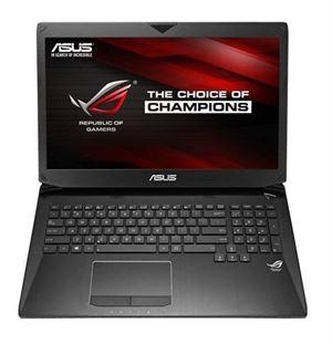 """Asus G750JZ-T4172H 17.3"""" FHD - i7 4710HQ, 16GB RAM, 1.5TB + 256GB SSD, GTX880M-4GB, Win8.1, 1 Year Warranty"""