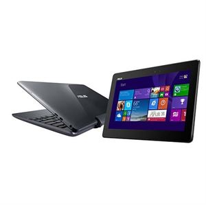 "Picture of Asus T100TA-DK003H 10.1""  Touch Transformer - Z3740, 2GB RAM, 64GB Storage, Wi-Fi, Keyboard Dock, Windows 8.1 + Office Home & Student 2013"