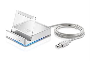 Aten Tap USB To Bluetooth KM Switch - Use Your Keyboard & Mouse to Control your iPhone/iPad!