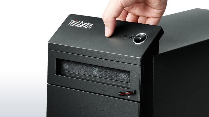 Lenovo Desktop TC M82 - Intel Core i5 3470, 4GB RAM, 500GB HDD, DVDRW, Windows 8 Pro