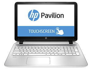 "Picture of HP Pavilion P014TX Notebook i7 Storage, 8GB, 15.6"" Touch Display, Win 8.1"