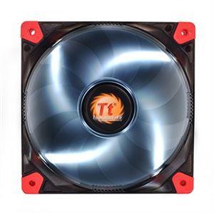 ThermalTake 120mm White LED Luna 12 1200RPM  Case Fan