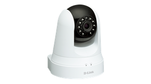 D-Link DCS-5020L Wireless Day & Night Camer With Pan/Tilt & Cloud Capability