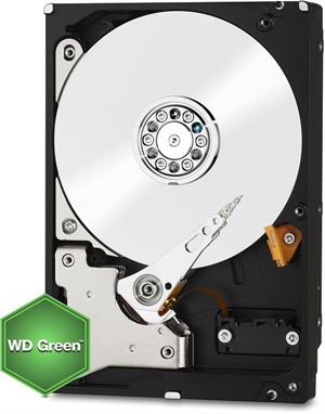 "Western Digital 6TB Green 3.5"" Internal Hard Drive WD60EZRX"