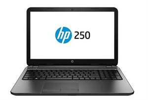 "HP 250 G3 i5-4210U, 4GB, 500GB, 15.6"" HD, DVDRW, Wireless, Bluetooth, Windows 7 Pro/Windows 8.1 Pro"
