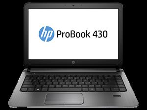 "Picture of HP ProBook 430 G2 13.3"" - Intel Core i3 4030U, 4GB RAM, 500GB HDD, Windows 7 Pro + Windows 8.1 Pro Licence"