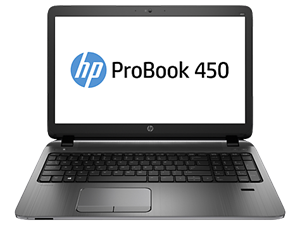 "Picture of HP Probook 450 G2 15.6"" HD - Intel Core i7 4510U, 8GB RAM, 750GB HDD, 8750M-2GB Graphics, DVDRW, Windows 7 Pro + Windows 8 Pro"