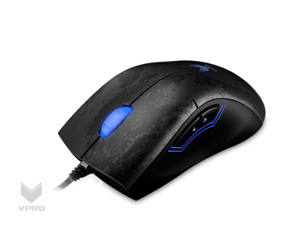 Rapoo V200 Optical Gaming Mouse Up To 3000 DPi