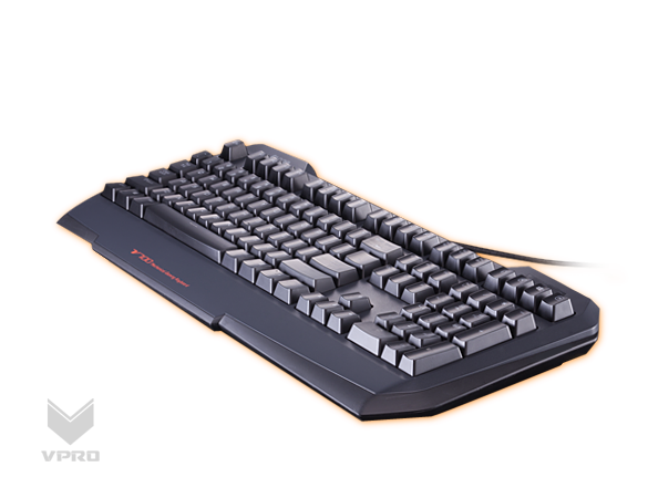 Rapoo V700 Mechanical Gaming Keyboard Yellow Switches