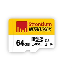 64GB Strontium Nitro Series With OTG Adapter