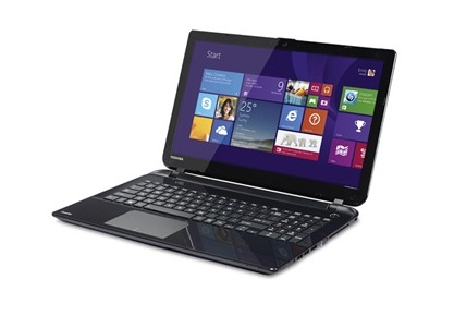 "Toshiba L50 - Intel Core i7-4510U, 15.6""HD LED, 4GB RAM, 750GB HDD, Wireless-BGN, DVDRW, Windows 7 Pro + Windows 8 Pro Media"