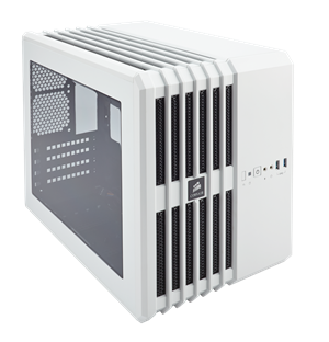 Corsair Carbide Series Air 240 Mini Cube Case - White