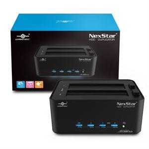 Vantec USB3.0 Hard Drive Duplicator NST-DP100S3