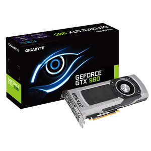 Picture of Gigabyte GTX 980 4GB Graphics Card