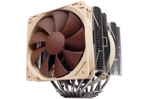 Picture of Noctua NH-D14 Multi-Socket Performance CPU Cooler LGA2011, LGA2011-3