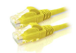 0.5M Yellow CAT6 Network Cable