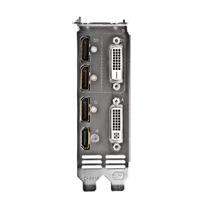 Gigabyte GeForce GTX 970 Overclocked 4GB GDDR5 Graphics Card