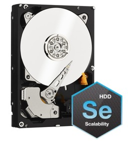 "Western Digital SE 3TB 3.5"" Enterprise Hard Drive"